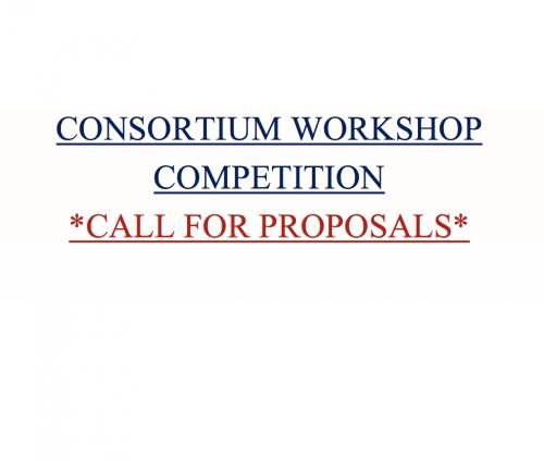 consortium workshop competition announcement
