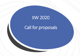 decorative image - IIW 2020 Call for Proposals